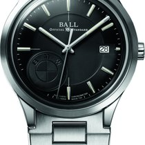 Ball for BMW Steel 40mm Black No numerals