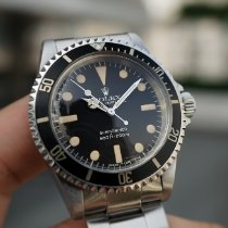 Rolex Submariner (No Date) 5513 Very good Steel 40mm Automatic Thailand, bangkok