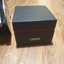 Oris Artelier Translucent Skeleton pre-owned Transparent Leather