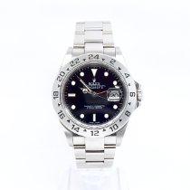 Rolex Explorer II Steel 40mm Black No numerals United Kingdom, Watford