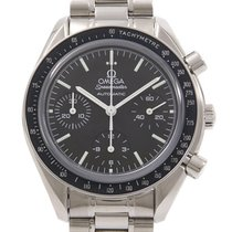 Omega Speedmaster Reduced pre-owned 39mm Black Moon phase