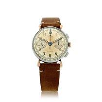 Rolex Chronograph Acero y oro Plata