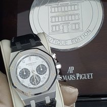 Audemars Piguet Royal Oak Chronograph Platine Argent