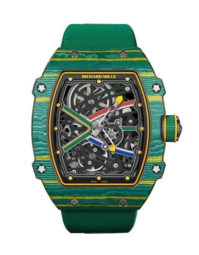 Richard Mille RM 67 RM67-02 new
