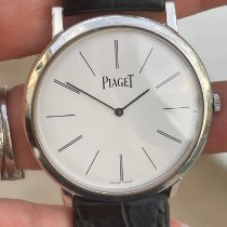 Piaget Altiplano P10584 - 18K White Gold Case Satisfactorio Oro blanco 38mm Cuerda manual
