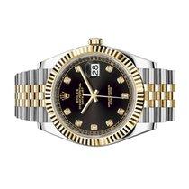Rolex Datejust II 126333 New Gold/Steel 41mm Automatic