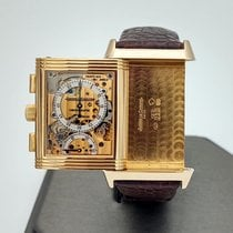 Jaeger-LeCoultre Reverso (submodel) Rose gold 42mm White Arabic numerals United States of America, Illinois, Roscoe