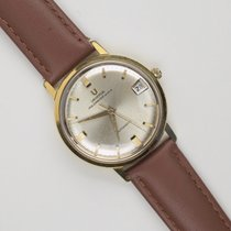 Universal Genève Polerouter Yellow gold 34.3mm Champagne United States of America, Ohio, Columbus