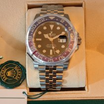 Rolex 126710BLRO Steel GMT-Master II 40mm new United States of America, North Carolina, Raleigh