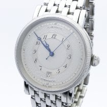 Chronoswiss Kairos Steel 38mm Silver Arabic numerals