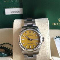 Rolex Oyster Perpetual 31 277200 New Steel 31mm Automatic