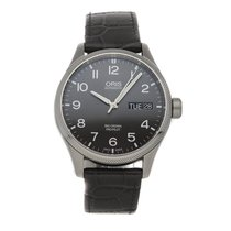 Oris pre-owned Automatic 45mm Grey 10 ATM