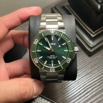 Oris Aquis Date Steel 43.5mm Green No numerals United States of America, California, Pasadena