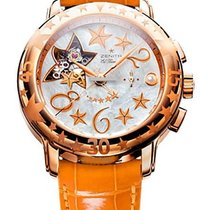 Zenith Star Rose gold 37mm Mother of pearl United States of America, Florida, North Miami Beach