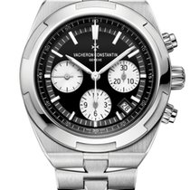 Vacheron Constantin Overseas Chronograph new Automatic Chronograph Watch with original box and original papers 5500V/110A-B148