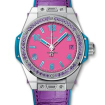 Hublot Big Bang Pop Art Steel Pink