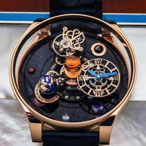 Jacob & Co. Astronomia AS300.40.AP.AK.A New Rose gold 44.5mm Manual winding