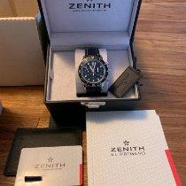 Zenith Acero 43mm Automático 03.2240.4069/21.C774 usados