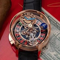 Jacob & Co. Astronomia AT160.40.AB.AB.ABALA New Rose gold 47mm Manual winding