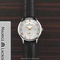 Maurice Lacroix Masterpiece Small Seconde nowość 2015 Automatyczny Zegarek z oryginalnym pudełkiem i oryginalnymi dokumentami mp6907-ss001-111