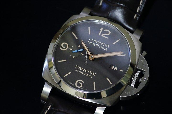 Panerai Luminor Marina 1950 3 Days Automatic PAM01351 2018 подержанные