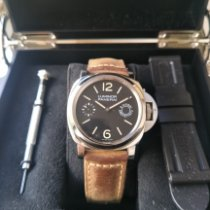 Panerai Luminor Marina 8 Days Steel Black Arabic numerals Australia, Melbourne