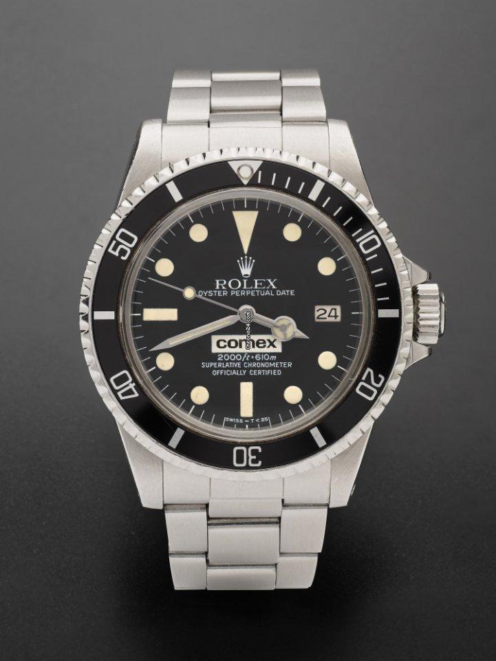 Rolex Sea-Dweller 1665 1981 pre-owned