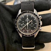 Omega 145.022 Steel 1974 Speedmaster Professional Moonwatch 42mm pre-owned