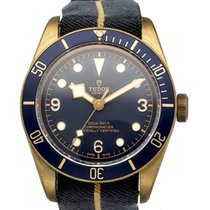 Tudor Black Bay Bronze Bronze 43mm Blue United States of America, New York, New York