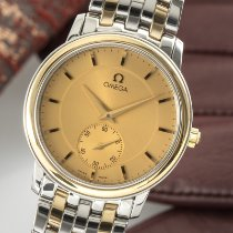 Omega De Ville Prestige Guld/Stål 34.5mm Guld