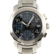 Baume & Mercier pre-owned Automatic 39mm Black Sapphire crystal