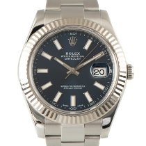 Rolex Datejust II Gold/Steel 41mm Blue