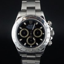 Rolex Stahl 40mm Automatik 116520 gebraucht