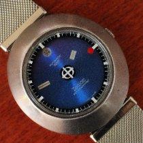 Zodiac Astrographic Steel 39mm Blue No numerals