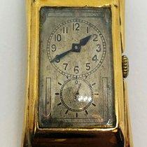 Rolex Prince Zuto zlato Srebro Arapski brojevi