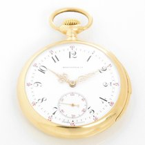 Patek Philippe Minute Repeater pre-owned White Minute repeater