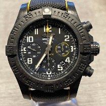 Breitling Titanium Automatic Black Arabic numerals 45mm new Avenger Hurricane
