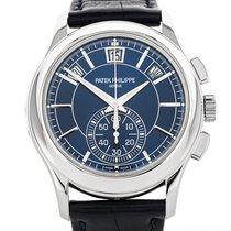 Patek Philippe Annual Calendar Chronograph 5905P-001 Unworn Platinum 42mm Automatic