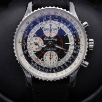 Breitling Montbrillant Datora Steel 43mm Black United States of America, California, Huntington Beach