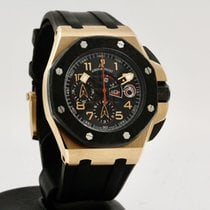 Audemars Piguet Rose gold 44mm Automatic 26062OR.OO.A002CA.01 pre-owned