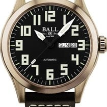 Ball Bronze Automatic Black Arabic numerals 43mm new Engineer III
