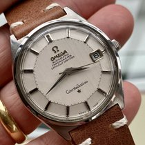 Omega Constellation Very good Steel 34mm Automatic United Kingdom, Norwich