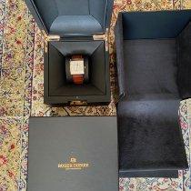 Roger Dubuis Golden Square Aur alb 40mm Alb