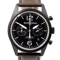Bell & Ross Steel Automatic BR126-94-SC-11009 pre-owned