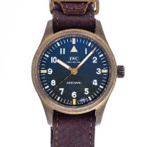 IWC Pilot's Watch Automatic 36 Titanio 36mm Verde