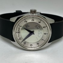 Bell & Ross Acero 38mm Cuarzo usados
