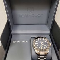 TAG Heuer new Automatic 43mm Steel Sapphire crystal
