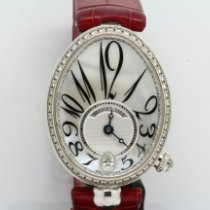 Breguet pre-owned Automatic 28mm Mother of pearl Sapphire crystal 3 ATM