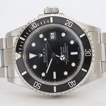 Rolex Sea-Dweller 4000 Acciaio 40mm Nero Senza numeri Italia, Parete