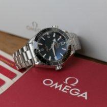 Omega Seamaster Planet Ocean Acier 43.5mm Noir Arabes France, Paris